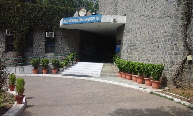 Indian Mountaineering Foundation (IMF), New Delhi, India